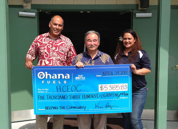 Hawaii County Economic Opportunity Council (HCEOC)